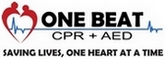 One Beat CPR AED logo