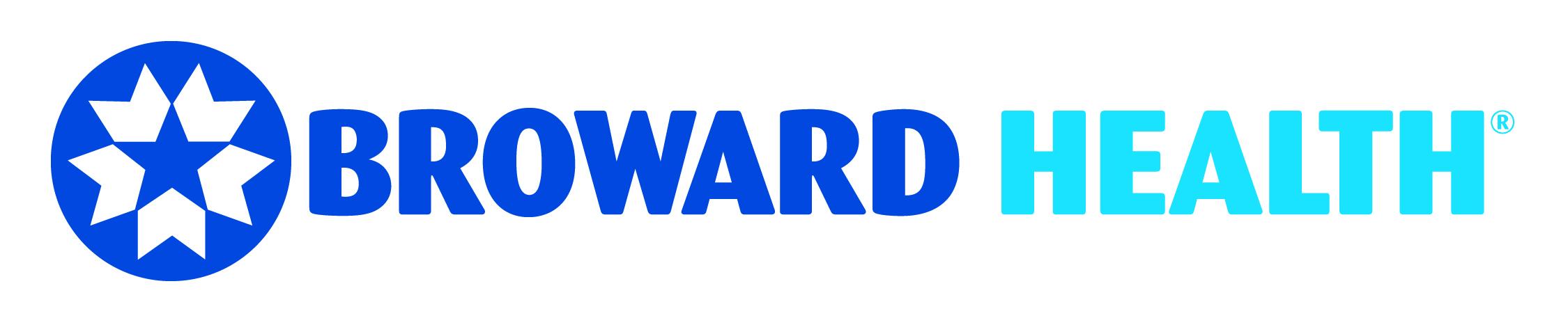 Broward Health Sponsor Logo