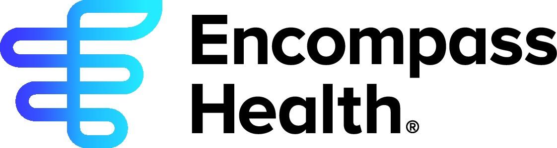 Encompass Health Sponsor Logo